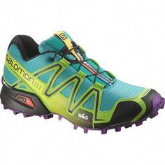 920ed17b793b28 Salomon created the SpeedCross 3 Trail Running Shoe for women who can t  stand to