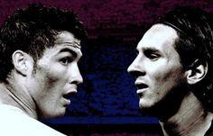 Messi supera en un 39% el valor de mercado de Cristiano Ronaldo