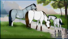 Horse=Blaze (left to right) Pretty Horses, Beautiful Horses, Animals Beautiful, Spirit The Horse, Spirit Drawing, Horse Animation, Horse Movies, Horse Cartoon, Lion King Fan Art