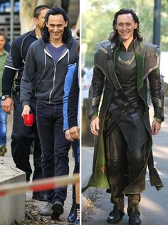 <3 Now & Then <3<<< he got more devious looking. It was probably Swift's fault lol