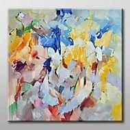 Peint+à+la+main+Abstrait+Un+Panneau+Toile+Peinture+à+l'huile+Hang-peint+For+Décoration+d'intérieur+–+EUR+€+180.30