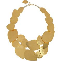Statement necklaces - Polyvore -