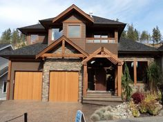We specialize in residential & commercial exterior renovations for siding, roofing and painting projects. Call for an exterior renovations consultation. Wilderness, Exterior, Cabin, House Styles, Home Decor, Decoration Home, Room Decor, Cabins, Cottage