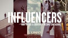INFLUENCERS FULL VERSION. Video by R+I creative.