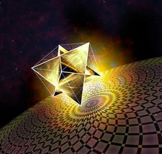 MERKABA- your divine light vehicle.
