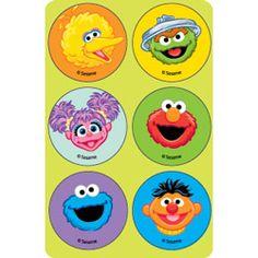 STMI - Sesame Street® Mini Dots