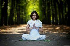 Soothing yoga