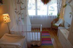 Great, fun, inexpensive ikea nursery