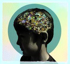 The brain animated. Brain, Animation, Cartoon, Photos, The Brain, Pictures, Cartoons, Motion Design