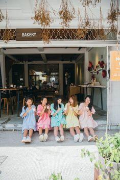 Korean Style Asian Style Korean Fashion Asian Fashion Street Style Street Fashion Cute Chifon Dress From KSister Singapore  #koreanstyle #koreanfashion #streetfashion #streetstyle #koreanfashion #ulzzang #asianfashion #korean