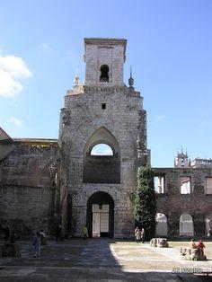 Monasterio de San Juan, Burgos  #CastillayLeon #Spain