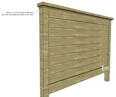 Free plans to build a king size barn door farmhouse bed with double X details. The bed base has 6 large drawers for storage. Diy King Bed Frame, Bed Frame Plans, Bed Plans, Diy Furniture Renovation, Diy Furniture Easy, Bed Furniture, Furniture Design, Bed Frame With Storage, Storage Beds