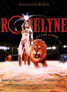 Affiche de 'Roselyne et les lions'