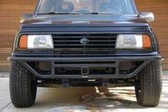 Geo+Tracker+Front+Bumper | 1989 Suzuki Sidekick JX 2-Door Convertible