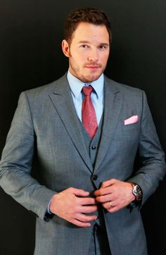 Chris Pratt - May 26th 2015