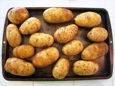 How to freeze potatoes.