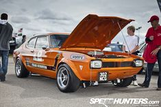 Ford Motorsport, Classic Race Cars, Ford Capri, Ford Escort, Car Ford, Ford Mustang, Touring, Cool Cars, Automobile