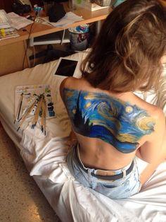 Imagem de art, paint, and tumblr