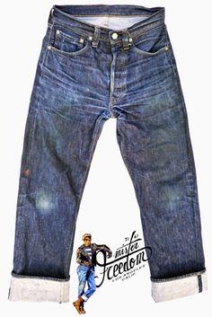Mister Freedom I Jeans California