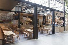 Dust Bakery by Vie Studio Sydney  Australia