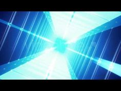 Grid Wall Tunnel Loopable Background