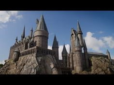 Inside look at The Wizarding World of Harry Potter coming to Universal Studios Hollywood - YouTube
