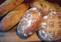 Ten Tips for Better French Bread. the Fresh Loaf - pretty much my favorite bread site right now.
