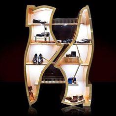 ideia para vitrines de sapatos