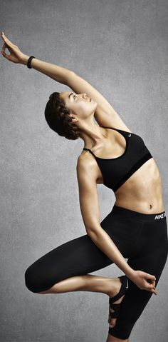 Move more. Light support for a comfortable fit. The Nike Pro Indy. #NikeProBra