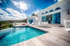 villa de rêve à saint Martin #vacances #location