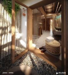 Zanzibar Hotels, Tropical Houses, Landscape, Room, Home Decor, Tropical Homes, Bedroom, Decoration Home, Room Decor