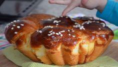 Brioche mousseline brioche légère Brioche Bread Pudding, How To Cook Lobster, Friend Recipe, Cake & Co, French Desserts, Cooking Chef, Bread Recipes, Delicious Desserts, Muffin