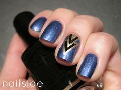 Nailside: Double V