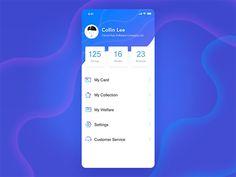 #Daily UI 006-User Profile