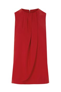 All   Red Drape front top   Warehouse