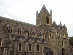 Christ Church Cathedral [2014] #Ireland #travel #cathedral #Dublin #church