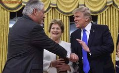 Investigating Trump's Weird Habit Of Yanking People's Hands In Photo Ops