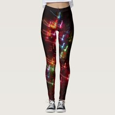 Shop Christmas Tree Lights Leggings created by Personalize it with photos & text or purchase as is! Wedding Color Schemes, Wedding Colors, Photography Gifts, Light Music, Tree Lighting, Leggings Fashion, Dressmaking, Things That Bounce, Pink Light