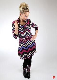 """Kleider - MEKO Set Kleid/Leggings """"BO_1"""" - ein Designerstück von meko bei DaWanda"""