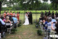 Cowgirl Chic Wedding Design - Outdoor Wedding @ Lone Oak Winery - Burleson  www.lostoakwinery.com