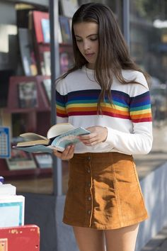 Rainbow Sweater - Sweaters - Clothes