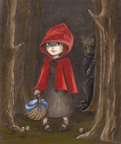 cappuccetto-rosso2.jpg (1546×1841)
