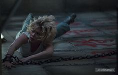 Lucy - Publicidade ainda de Scarlett Johansson