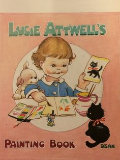 The lovely #Lucie #Attwell  @designmuseum #childrens #WorldBookDay  via @VolSecGal1