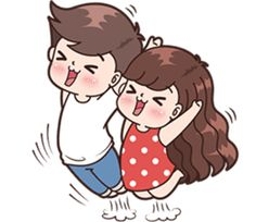 Gud morning 😚 diku 😽 have a good day 🎉 love u 💏aj sk ka bday hai 👻 Cute Chibi Couple, Love Cartoon Couple, Cute Cartoon Girl, Cartoon Man, Cute Cartoon Images, Cute Love Gif, Cute Love Pictures, Cartoon Pics, Cute Couple Drawings
