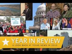 It was the year to adjourn sine die -- and then reconvene. The twelve months of 2013 included a legislative session that seemed to never cease, a filibuster . Wendy Davis, Looking Back, Texas, Baseball Cards, Texas Travel
