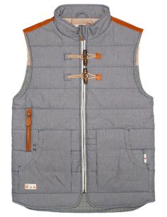 Tailor Gilet by Marshall Artist