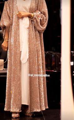 kiyafet inspineous - The world's most private search engine Abaya Fashion, Muslim Fashion, Modest Fashion, Fashion Dresses, Hijab Evening Dress, Hijab Dress Party, Evening Dresses, Mode Abaya, Mode Hijab