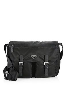 b231ead992b0 32 Best Prada messenger bags images | Prada messenger bag, Closure ...