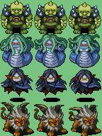 RPG Maker VX Community > Where can I find more monster sprites?